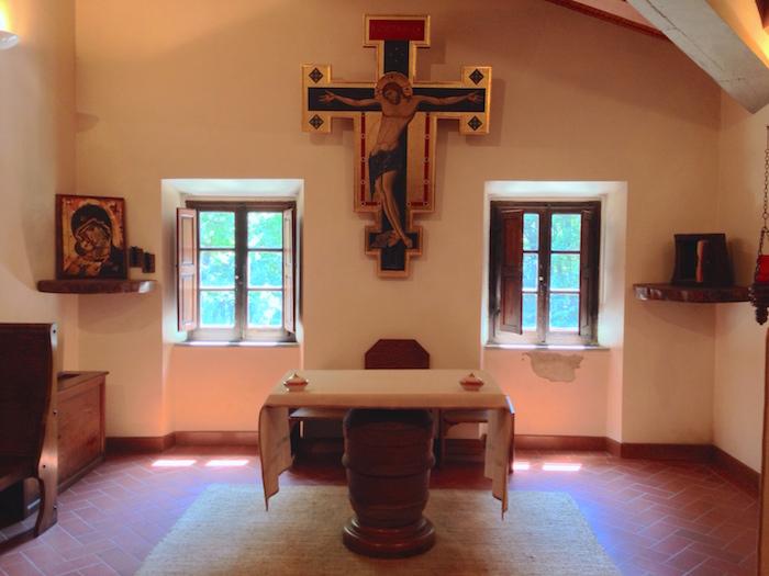 La Verna - Santuario Francescano 89b9d3506b2
