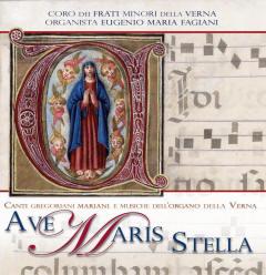 Copertina CD canti mariani
