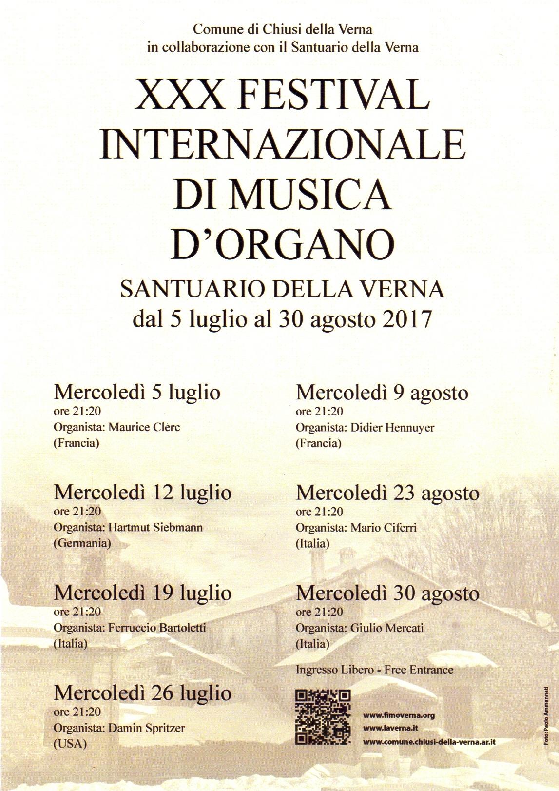 Festival Internazionale di Musica d'Organo 4